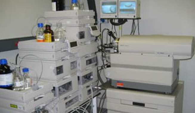 2000QTrap LCMS system