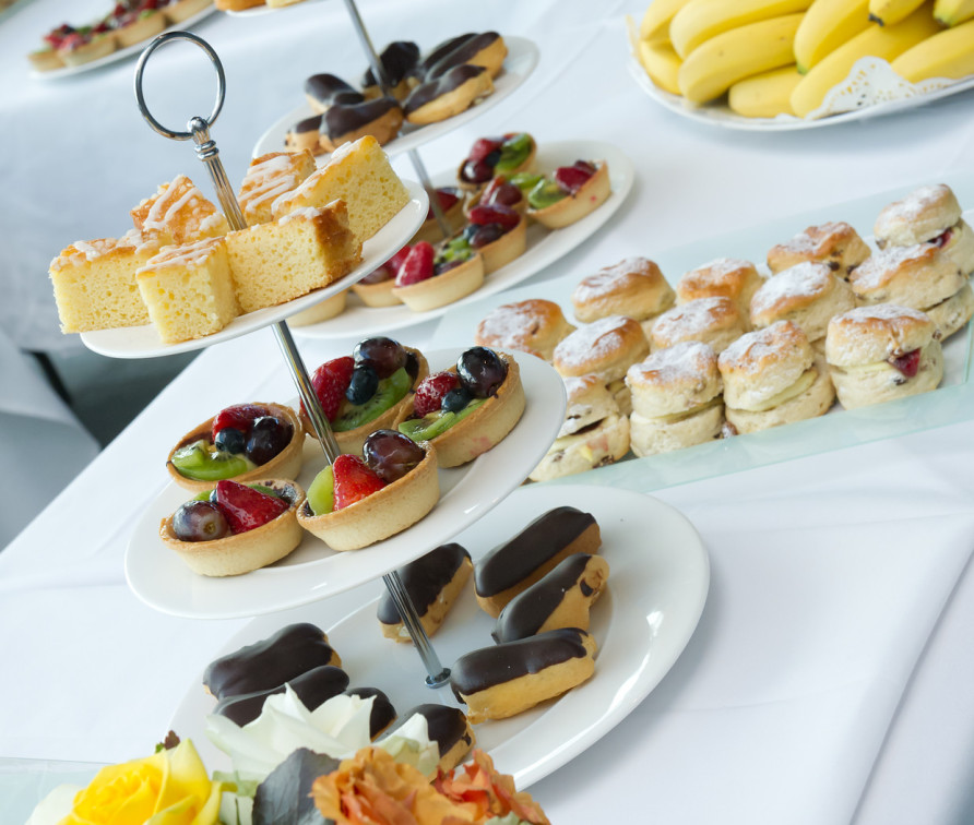 Image of Afternoon Tea spread by Imperial catering