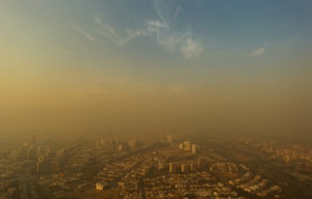 Image of air pollution
