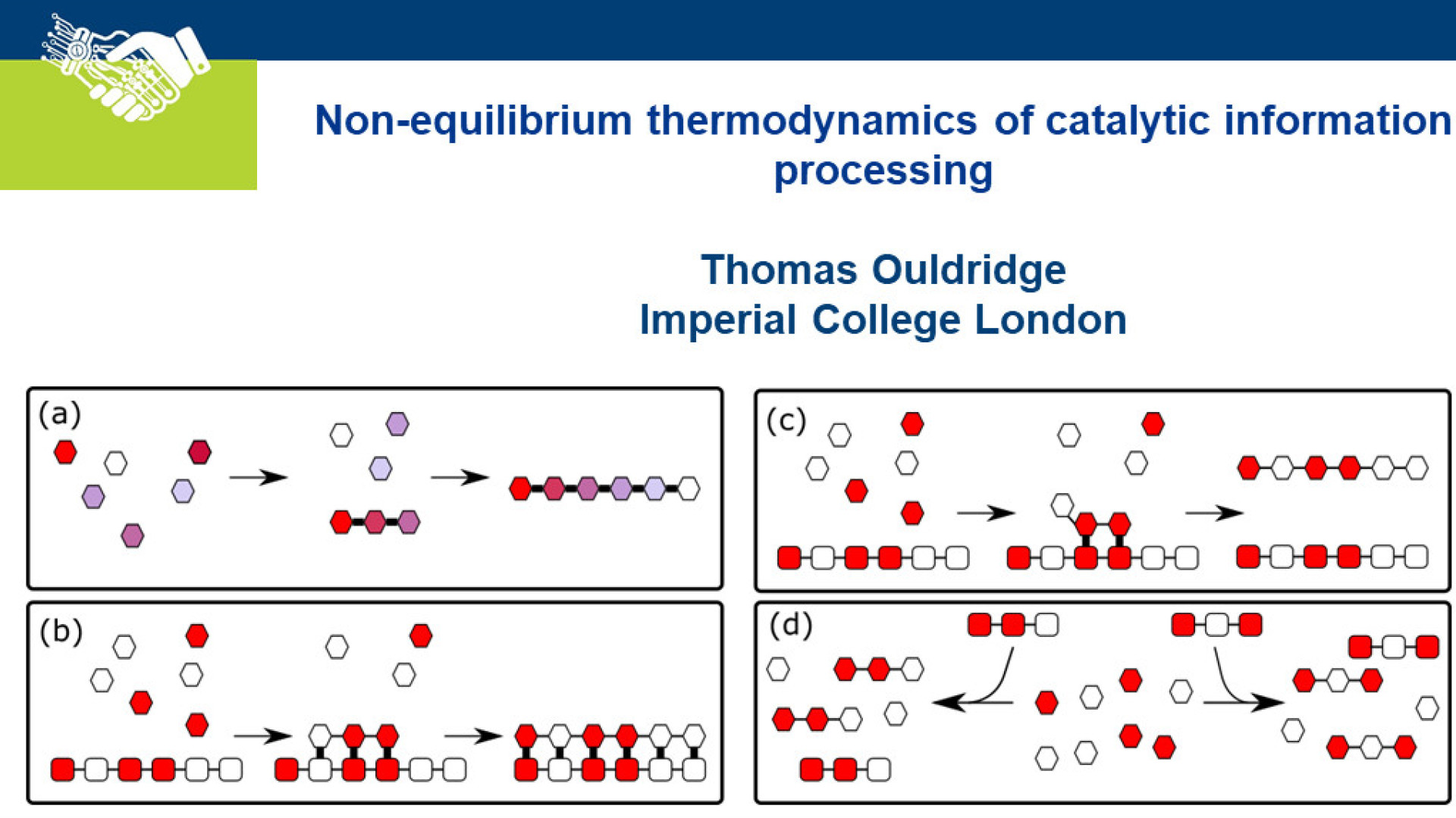 Thermodynamics of Catalytic Information Processing