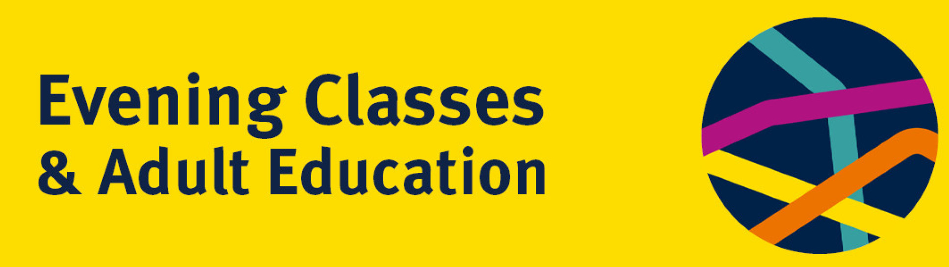 Evening Classes & Adult Education