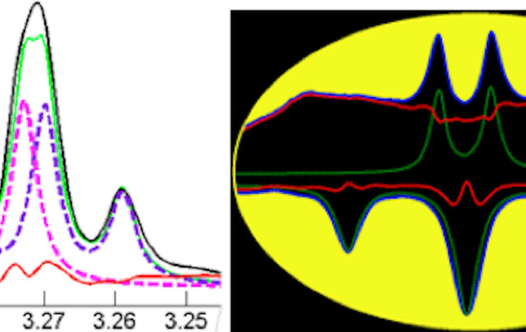 BATMAN NMR modelling