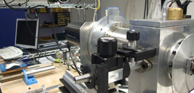 Bede X-ray beamline