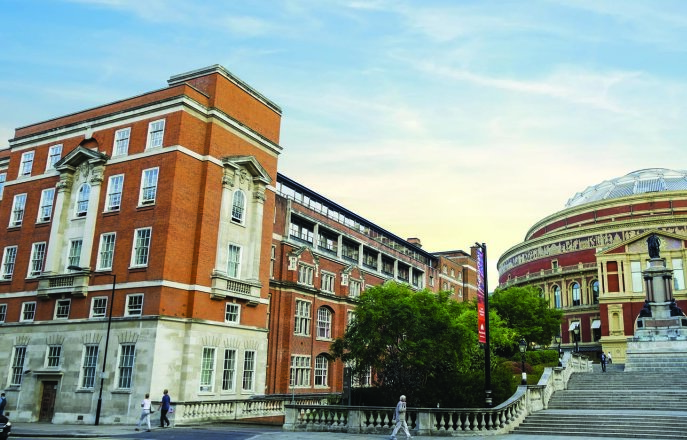 Beit Hall summer accommodation in London