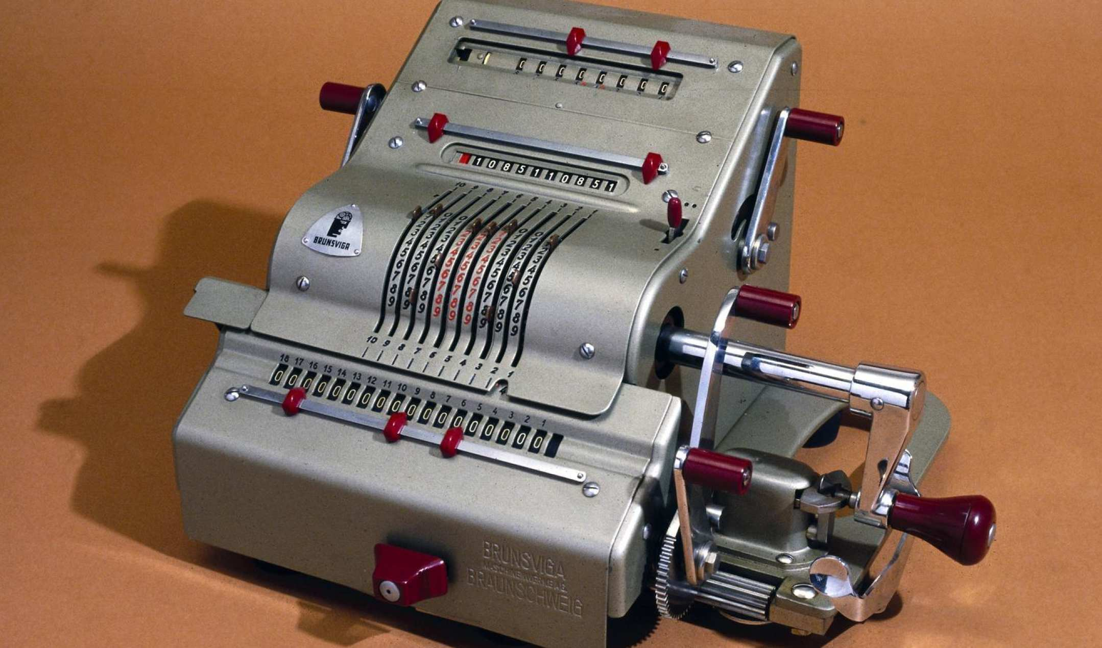 Brunsviga calculating machine