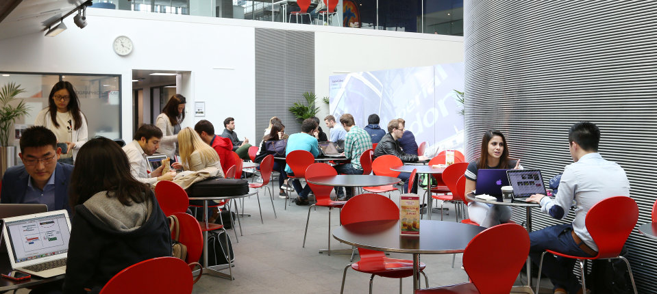 Business School Café