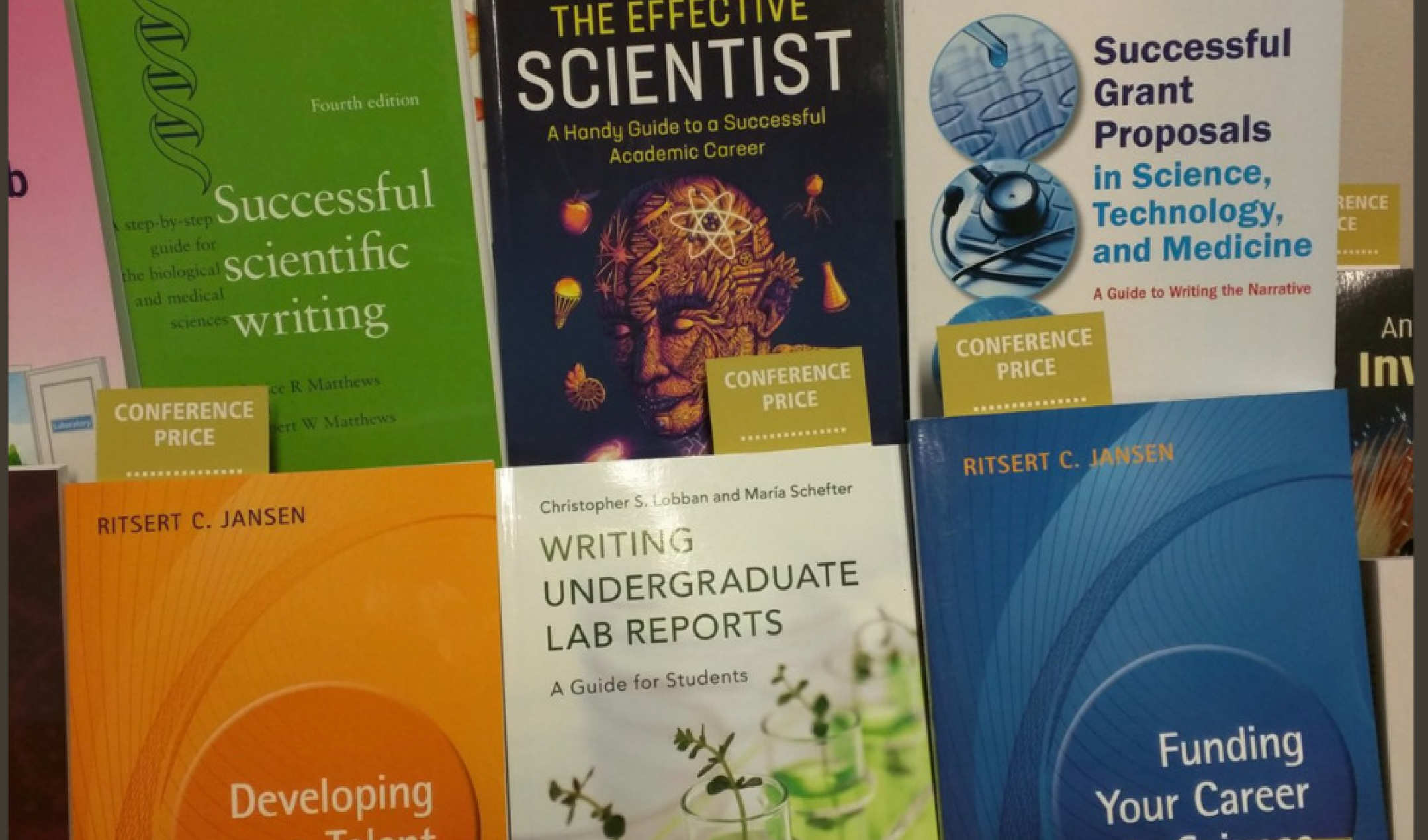 Recommended reading for ALL scientists