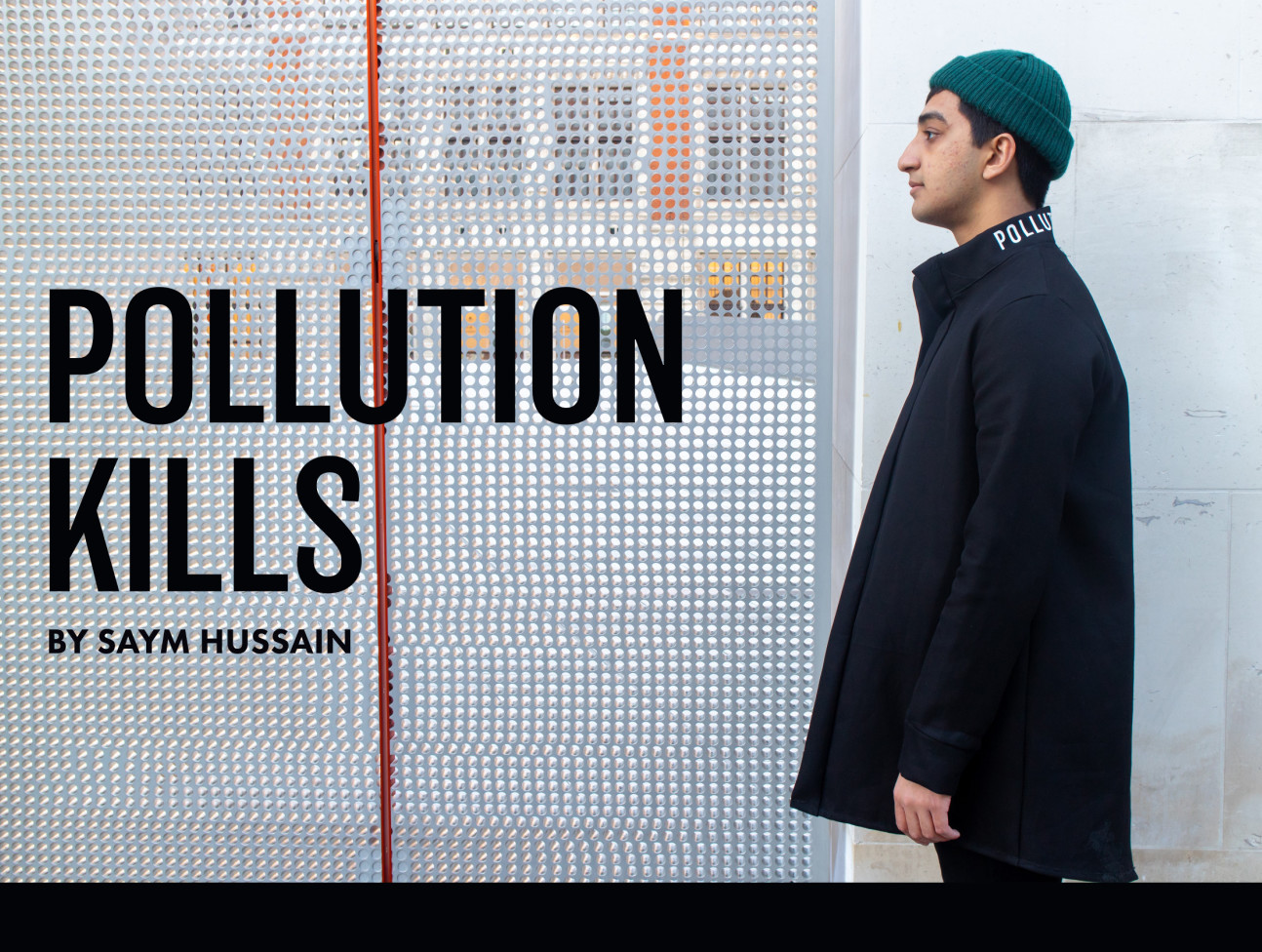 Design 1 - Project Pollution Kills