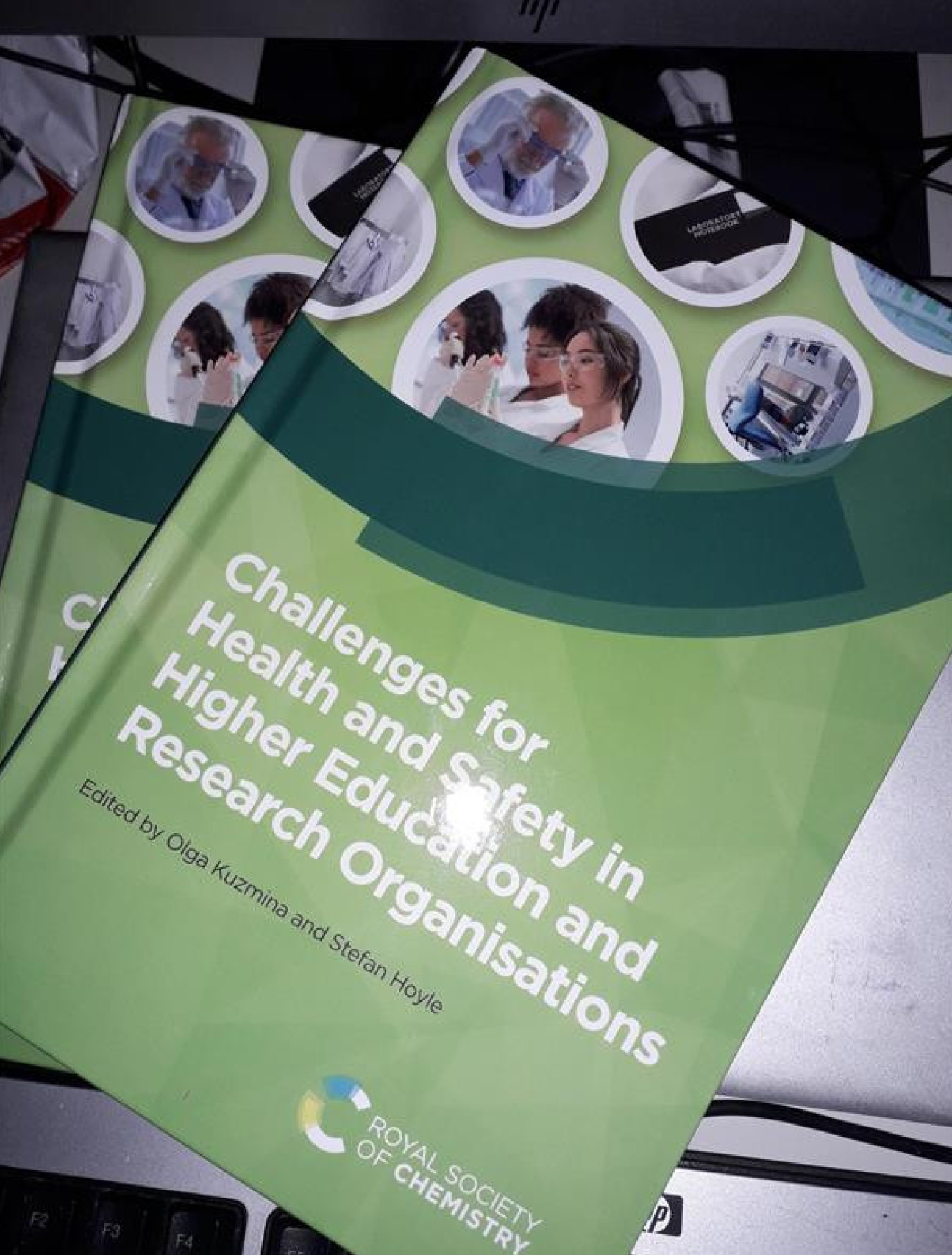 The 'Challenges for Health ad Safety in HE and Research Organisations' document