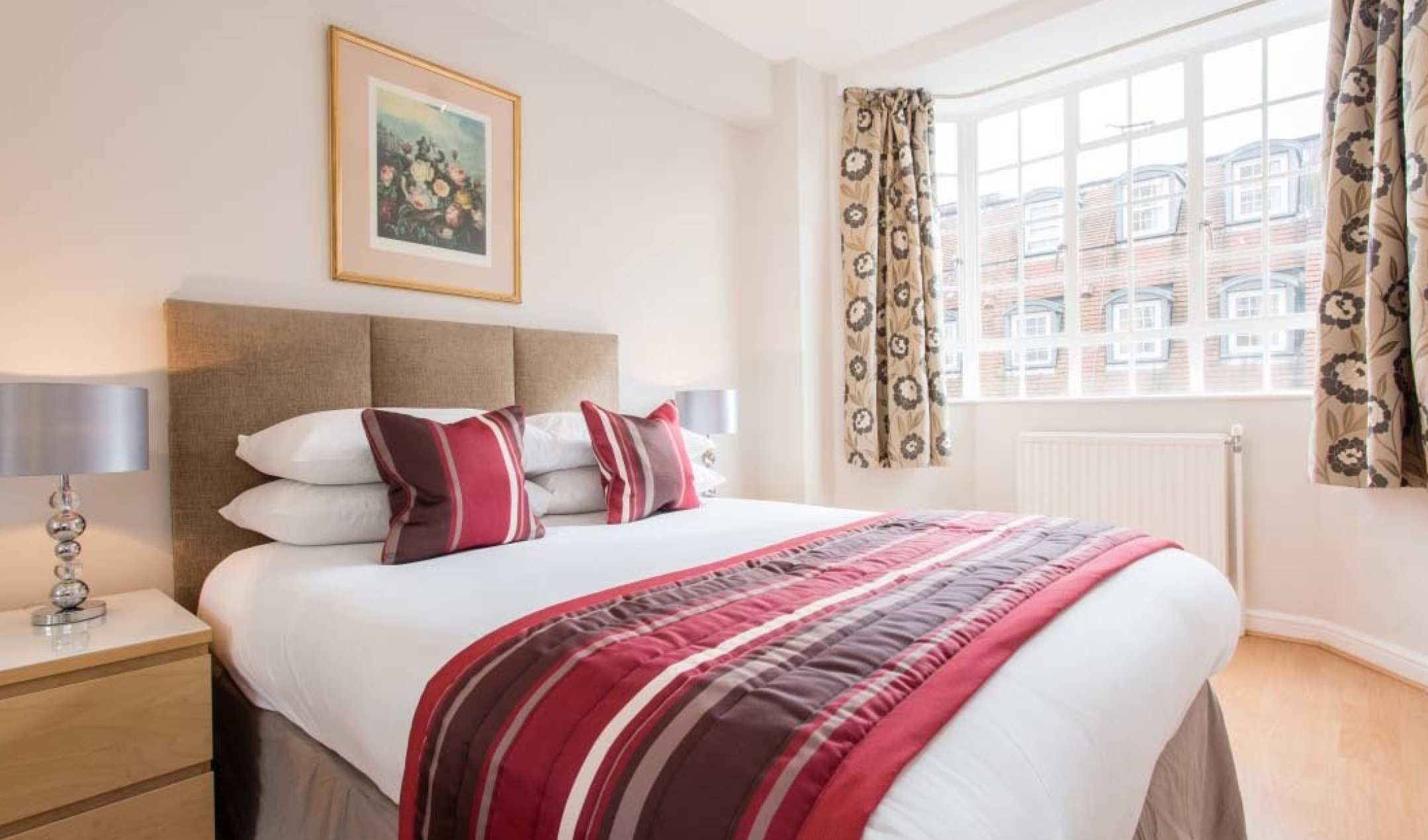 One bedroom apartment at Chelsea Cloisters in London
