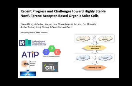 Recent Progress and Challenges toward Highly Stable Nonfullerene Acceptor‐Based Organic Solar Cells