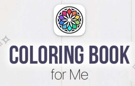 colouring book for me