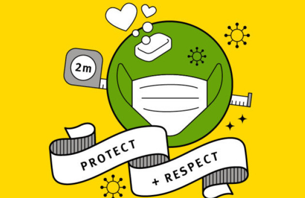 Protect and respect poster image