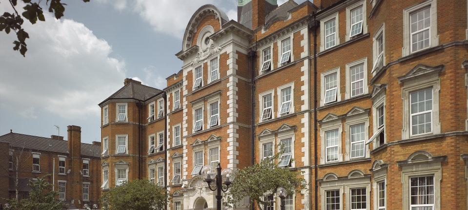Hotels Near Queen Mary Hospital London
