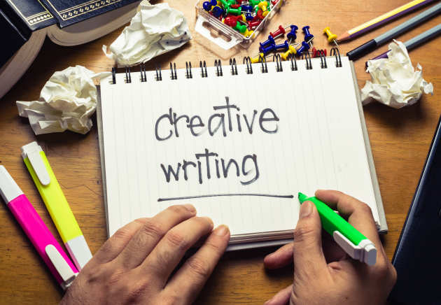 images for creative writing