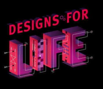Designs for life graphic