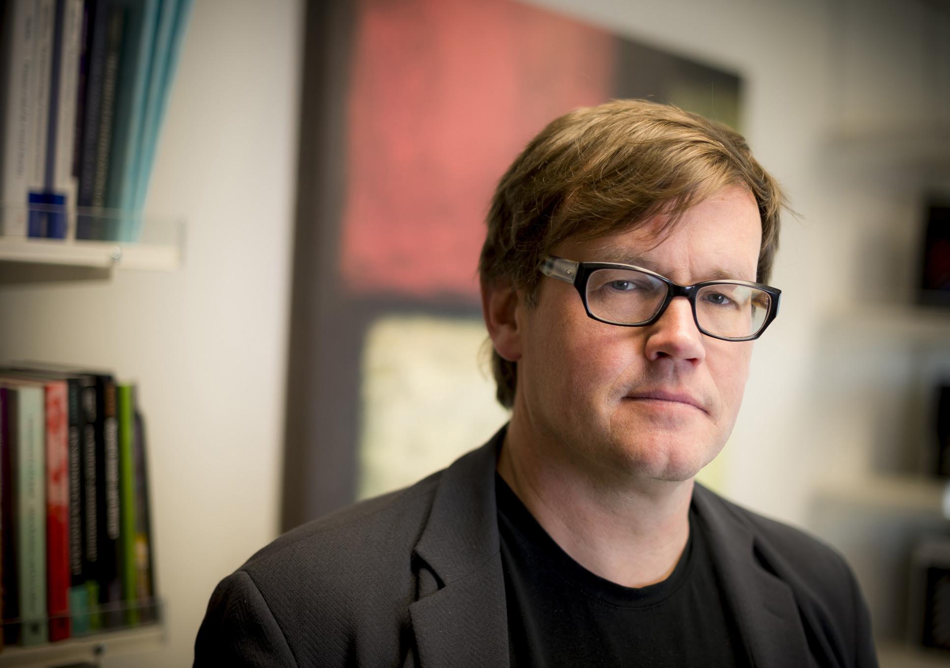 Professor David Victor