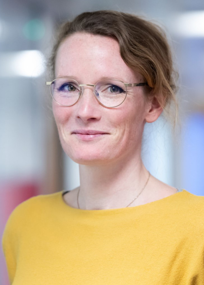 An image of Dr Katharina Marquardt