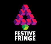 Festive fringe graphic