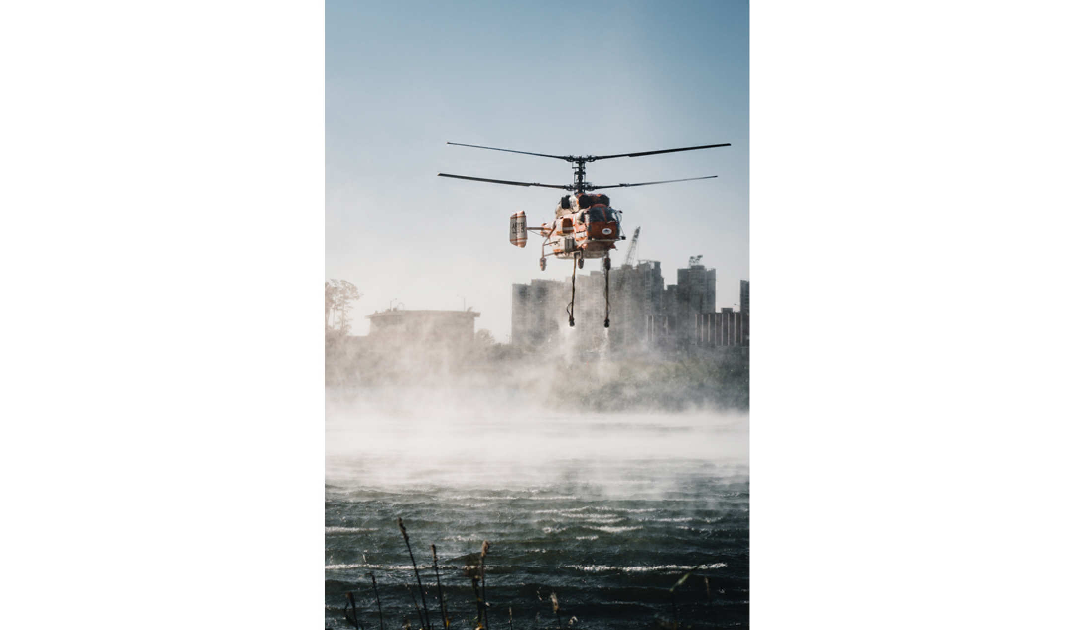 "Sanghoon Lee- ""Firefighting Helicopter"""
