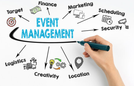 How to organise a student led event: help