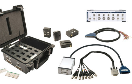 8-channel wireless EMG system