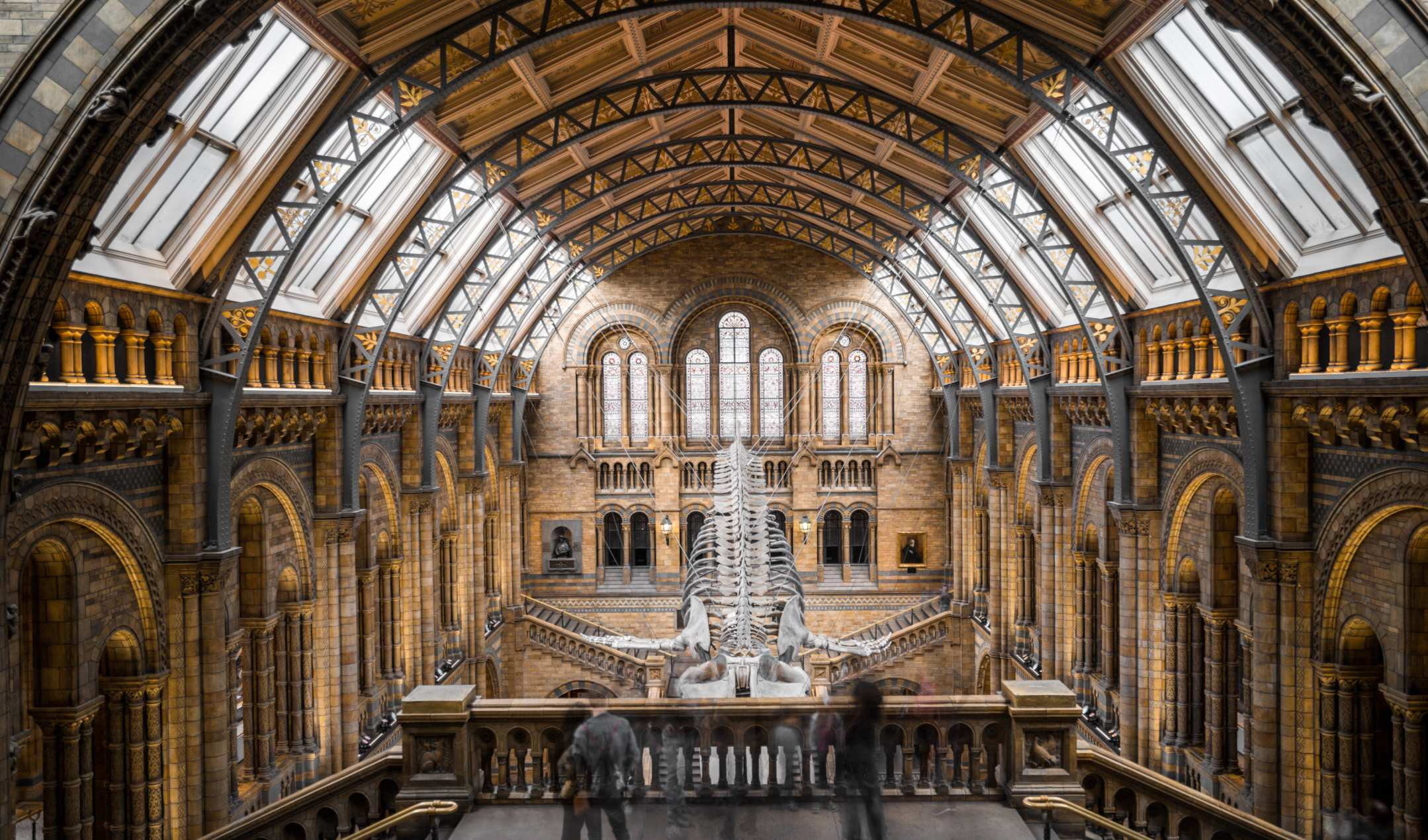 Trip to Natural History Museum