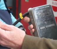 Image of air quality measuring device