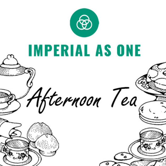 Imperial As One Afternoon Tea logo