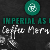 Imaperial as One Coffee Morning