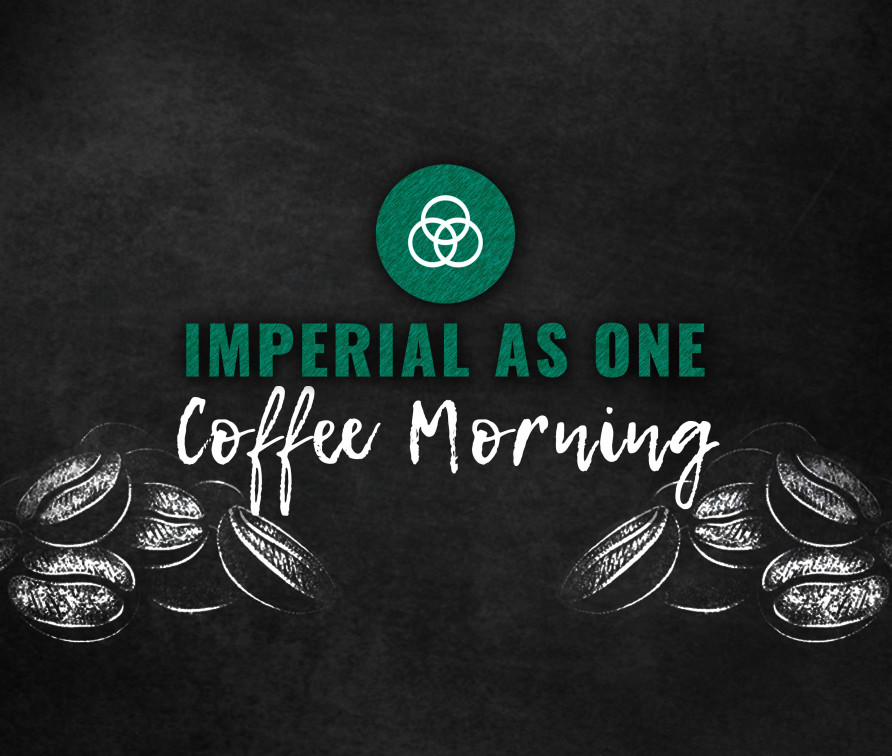 Imperial As One Coffee Mornings