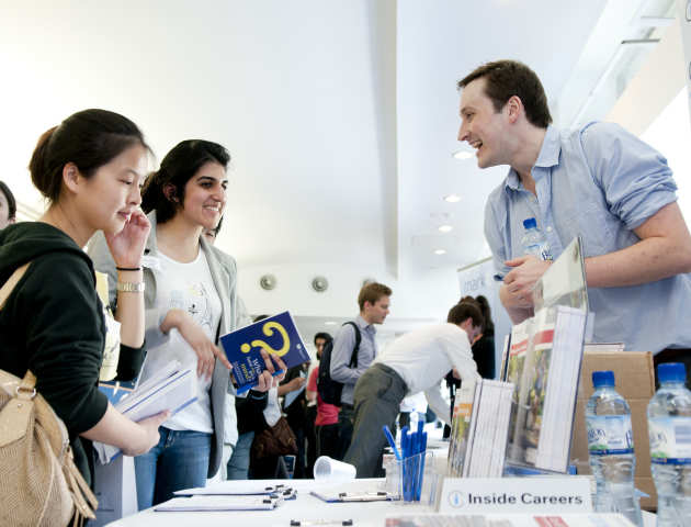 Careers events at Imperial