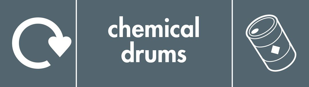 chemical drums