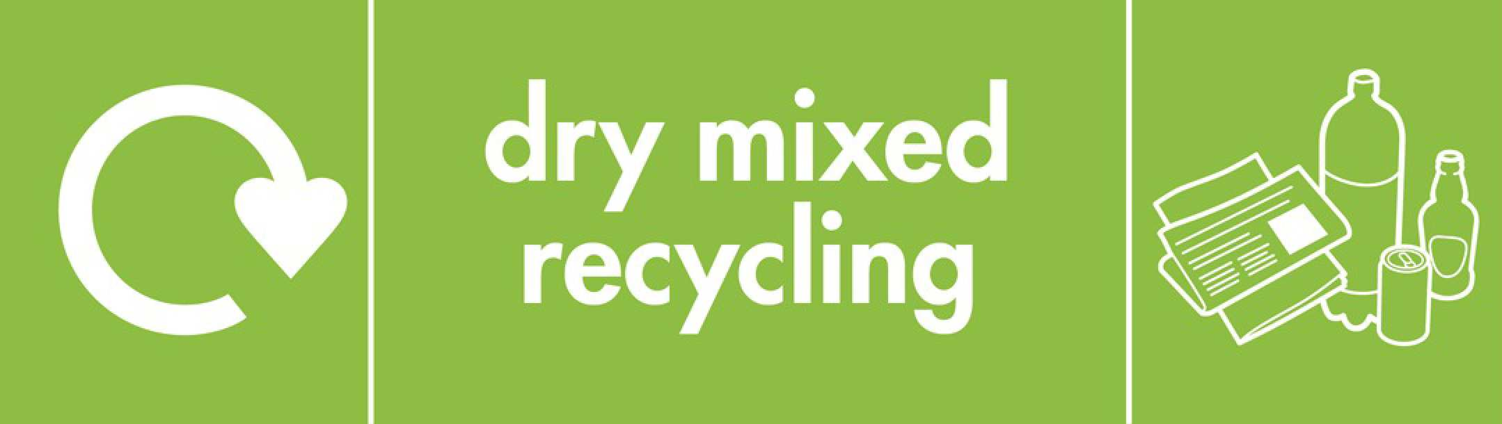 Dry Mixed Recycling Administration And Support Services