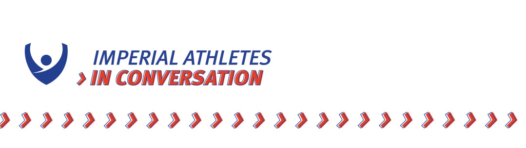 Imperial Athletes In Conversation banner