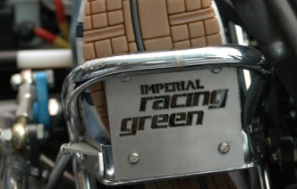 Imperial Racing Green