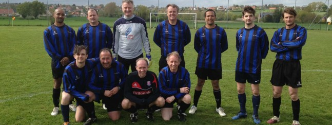 Imperial College Veterans FC