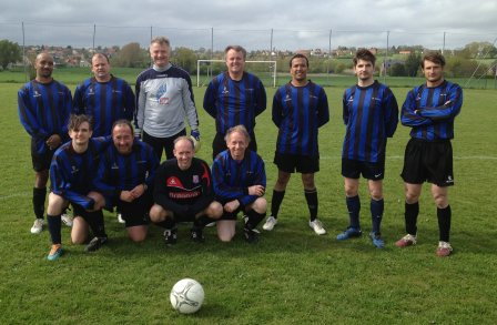 Imperial College Veterancs FC