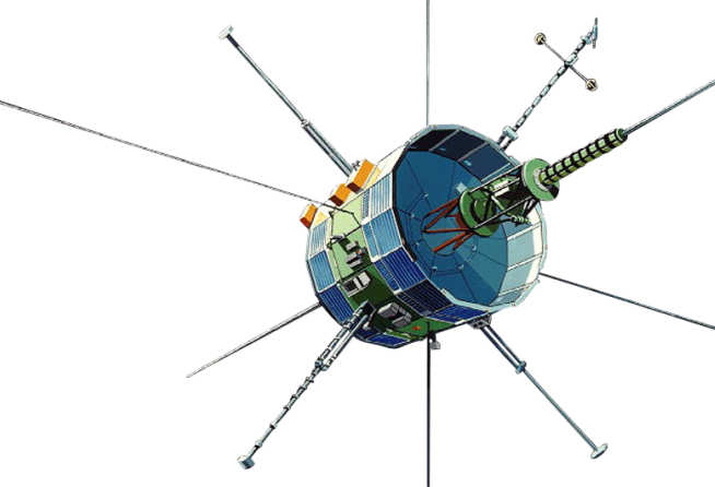 ISEE-3 illustration