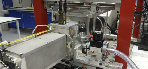 Kinetics X-ray beamline