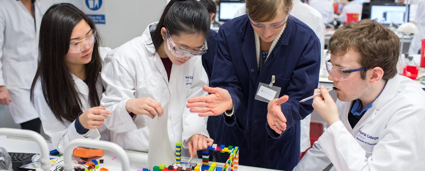 MSci Chemistry with Medicinal Chemistry and a Year in Industry