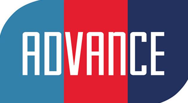 Advance project logo