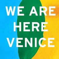 Logo of the group We Are Here Venice