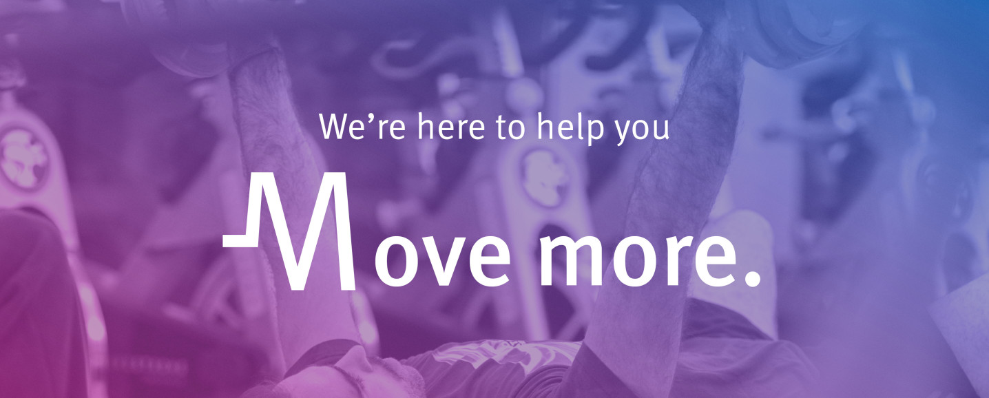We're here to help you Move more