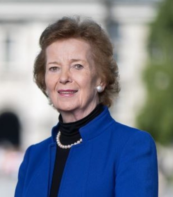 Profile photo of Mary Robinson