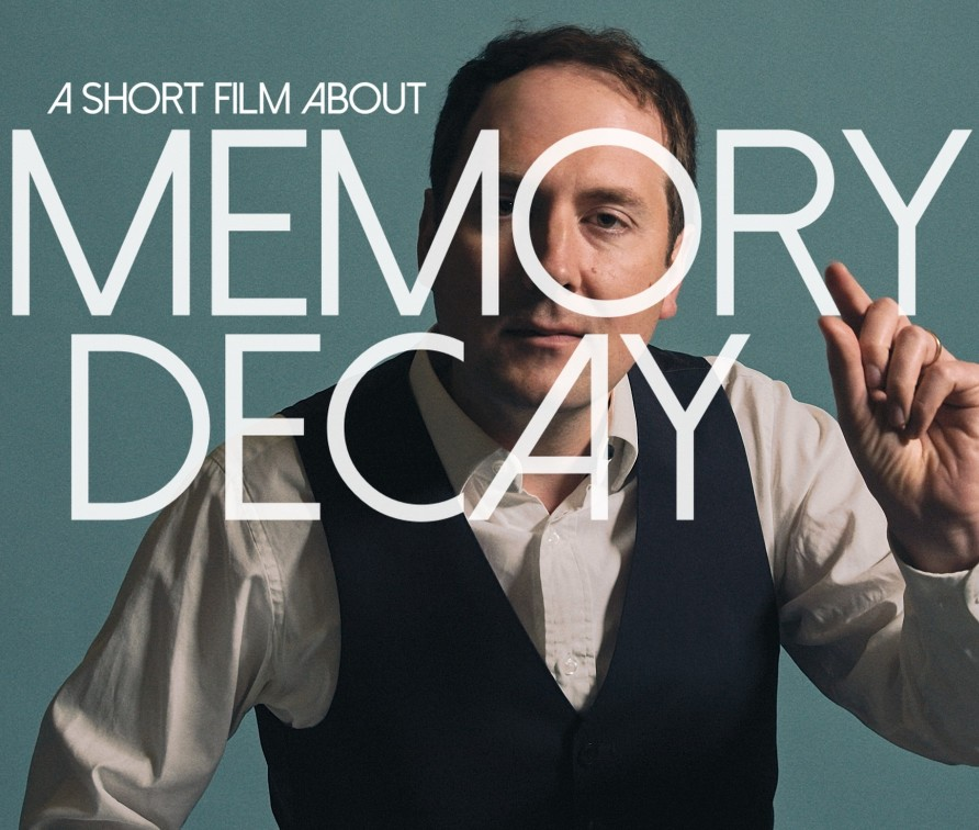 A short film about memory decay