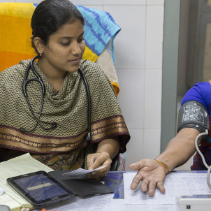 The George Institute's SMARThealth programme in Andhra Pradesh, India