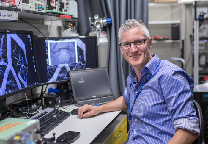 Neuroscientist partners with Australian institution to treat brain disorders