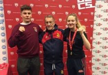 Chemistry UG Aileen Cooney wins gold at BUCS Boxing Championships