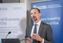China is emerging as a leader in green finance say experts at Imperial talk